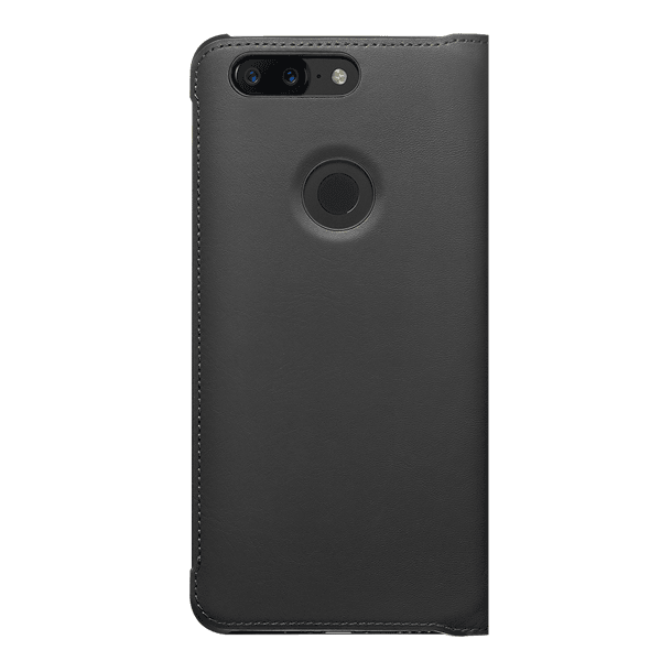 Oneplus 5T 100% Genuine PU Smart Leather Flip Case