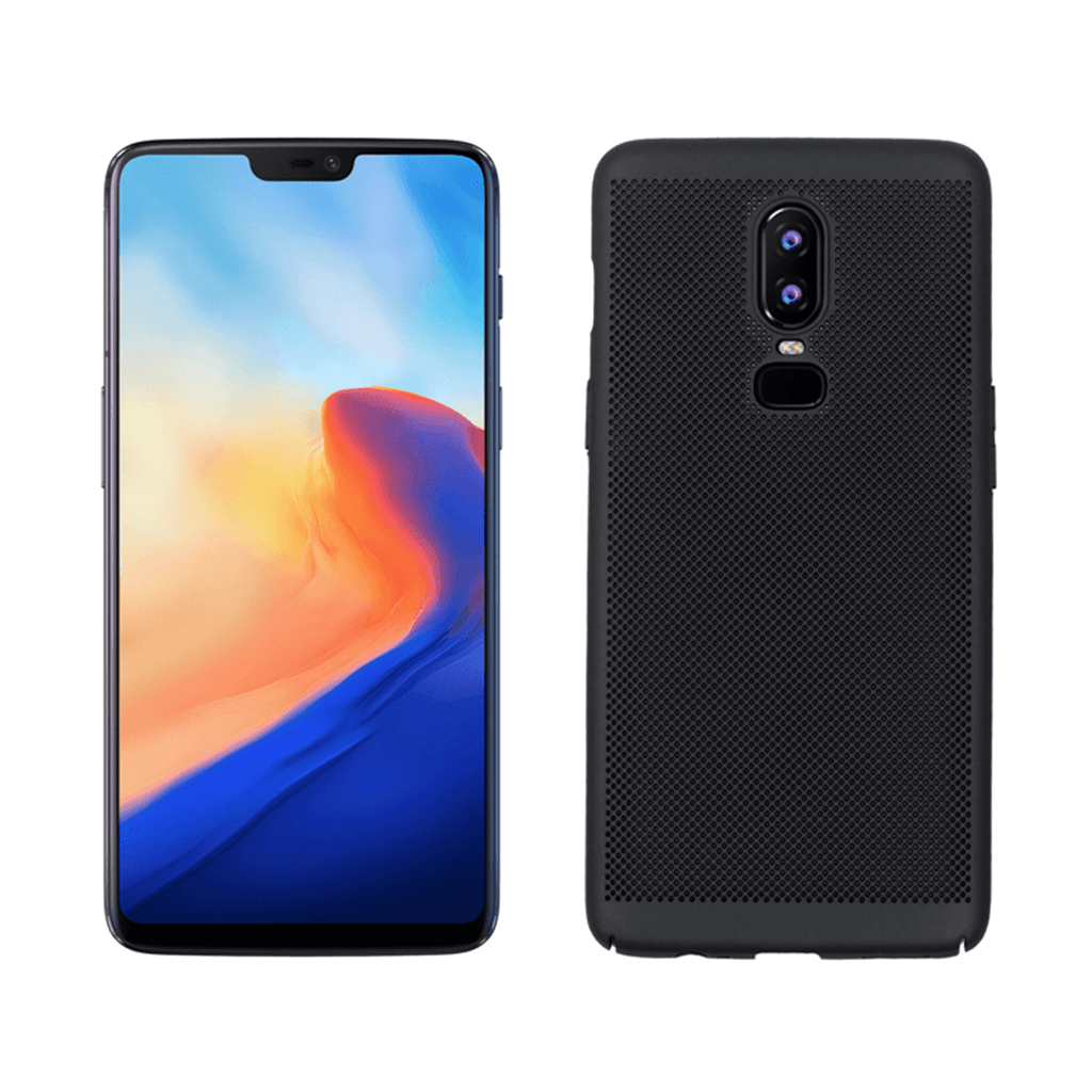 OnePlus 6 Heat Dissipation Ultra-Thin PC Back Case