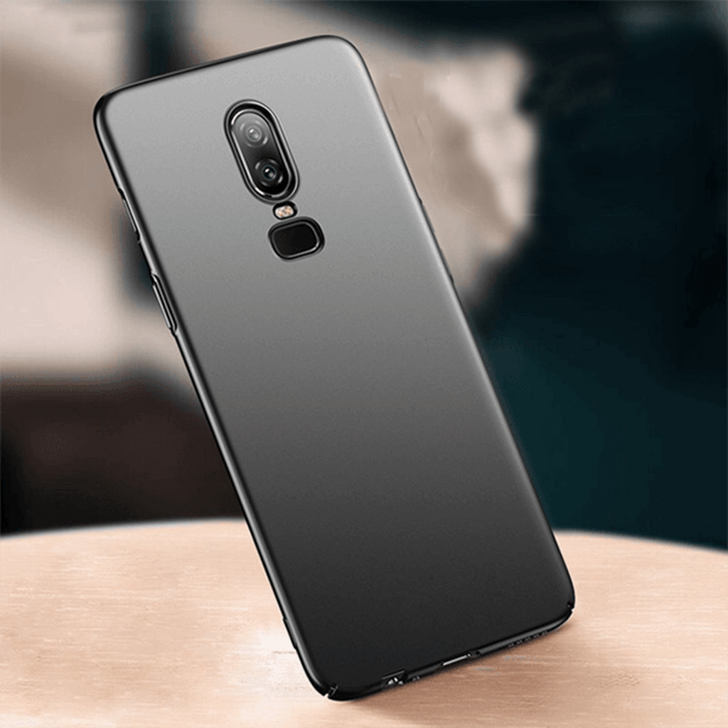 OnePlus 6 X-Level® Anti-knock Protection Matte Finish Back Case