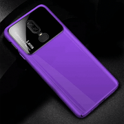 OnePlus 6 Polarized Lens Glossy Mirror PC Effect Back Case