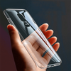OnePlus 6 Ultra Thin Clear Soft TPU Transparent Silicone Back Case
