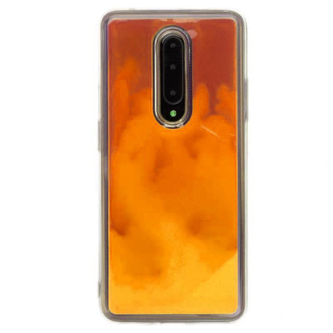 Redmi K20/K20 Pro Neon Sand Glow in The Dark Liquid Glitter Back Case