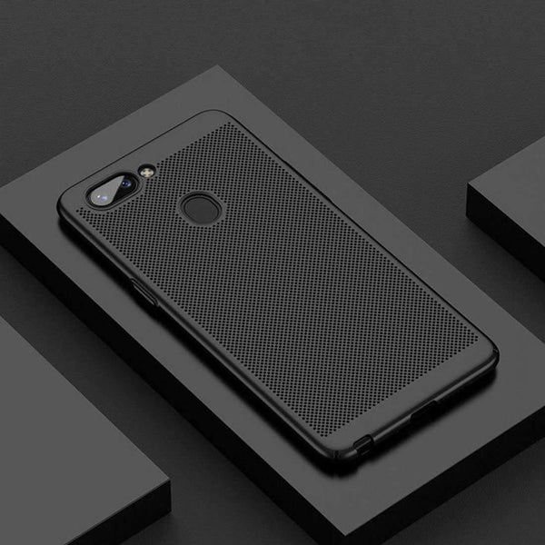 OnePlus 5T Original Heat Dissipation Ultra-Thin PC Back Case