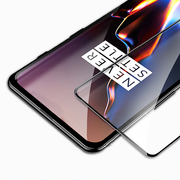 OnePlus 7 5D Full Glue Tempered Glass Screen Protector