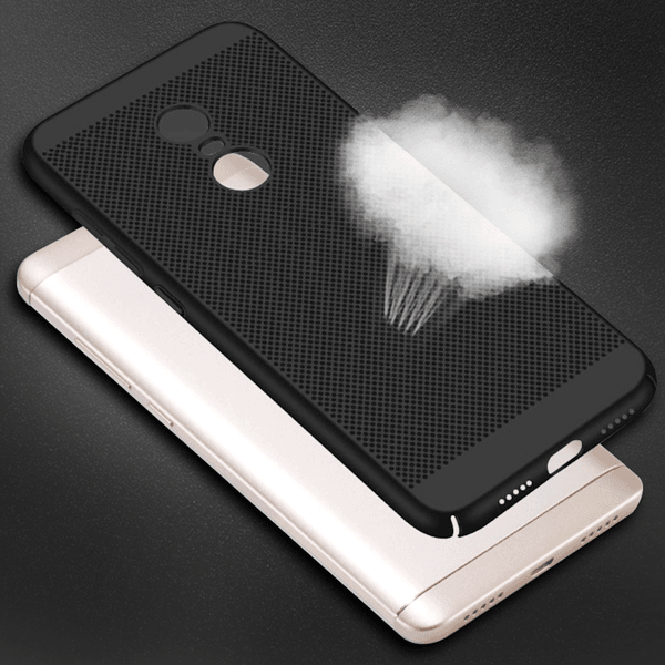 Redmi Note 5 100% Original Heat Dissipation Ultra-Thin PC Back Case