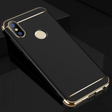 Redmi Note 5 Pro Luxury 3in1 Electroplated Matte Back Case