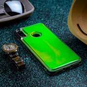Redmi Note 5 Pro Neon Sand Glow In The Dark Liquid Glitter Back Case