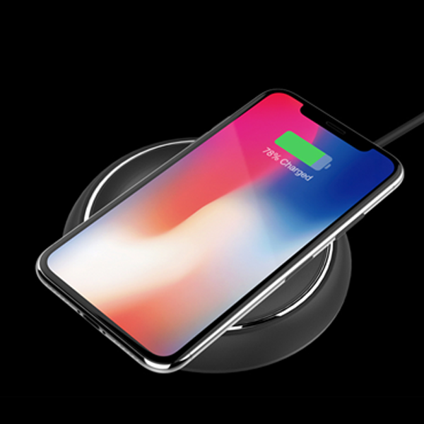 Rock® W5 Wireless Ultra Fast Charging Pad For iPhone & Galaxy Models