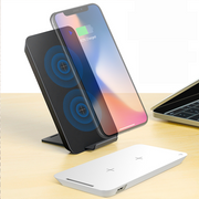 Rock® W8 Ultra Fast Wireless Charger For iPhone & Galaxy Models