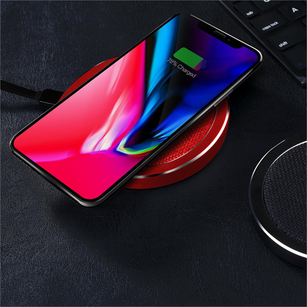 ROCK® Qi Wireless Ultra Fast Charging Pad For iPhone & Galaxy Models