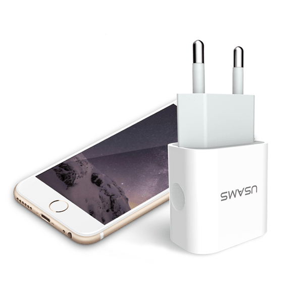 USAMS Dual Quick USB Travel Charger