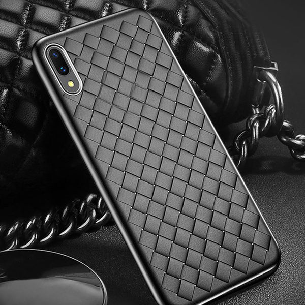 VIVO V11 Pro Ultra Thin Weave Ultra Protection Back Case