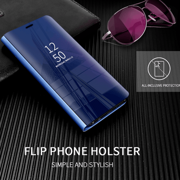 Vivo V9 Ultra Protection Cleaview Standing Flip Case