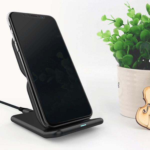 XO® WPC Qi Wireless Charging Standard Full Automatic Wireless Charger