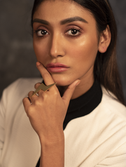 Yes I work - Big Ring