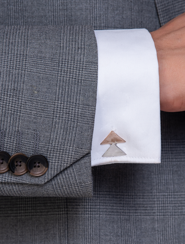 Fast forward. Life is calling. - Cufflinks