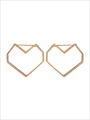 Love Unplugged  - Earrings