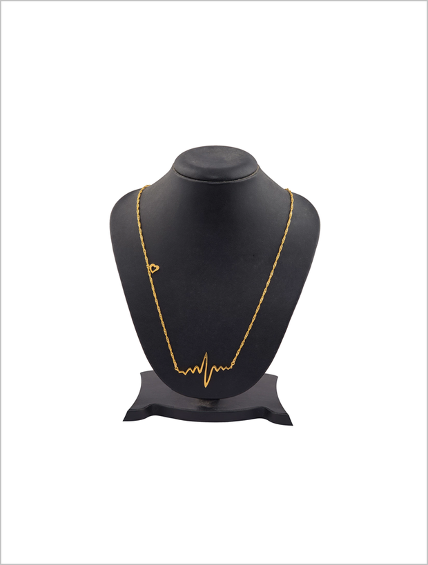 Follow your heart - Neckpiece