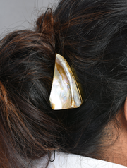 Real, Not Perfect - Brooch & Hair Accessory
