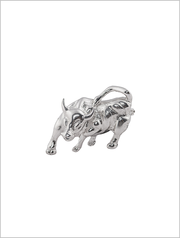 Bull(ish) today - Brooch