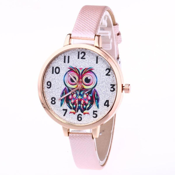 Montre Hibou Lovers - MeloManiac - Pas cher