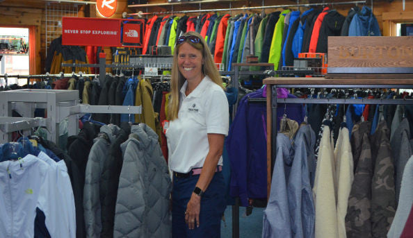 Donna Hemond | Head of Ski & Snowboard Clothing | Store Manager | Proctor Ski & Board In Nashua NH | proctorski.com