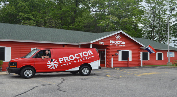Proctorski.com and proctor ski & Board is a ski shop in Nashua NH. Best skis, snowboards, bindings, boots and apparel in NH. Patagonia, The North Face, Eider, Karbon, Burton, Volkl, Rossignol, Lange, Technica, Blizzard...