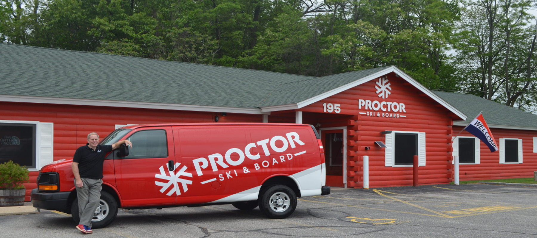 Proctor ski & Board, specialty ski shop in Nashua NH. Providing the best ski & Snowboard brands and clothing. Carrying Patagonia. Best Deals on best brands.