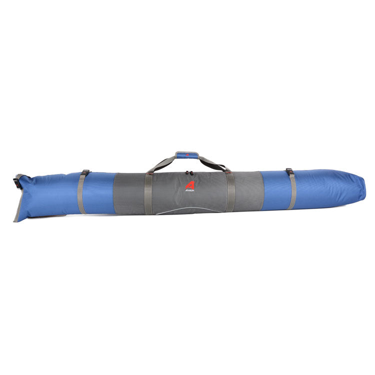 Athalon 155 cm padded ski bag glacier blue