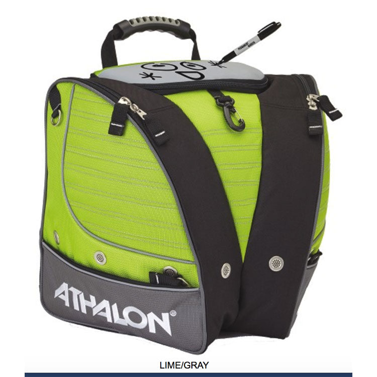 Athalon Tri Junior Boot Bag Lime