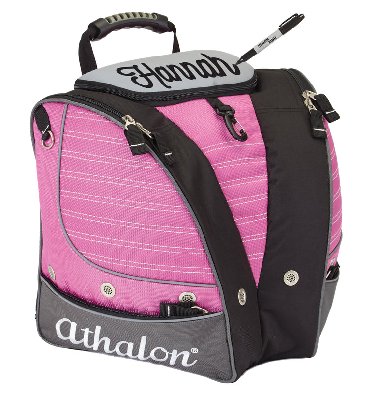 Athalon Tri Junior Ski Boot Bag Pink