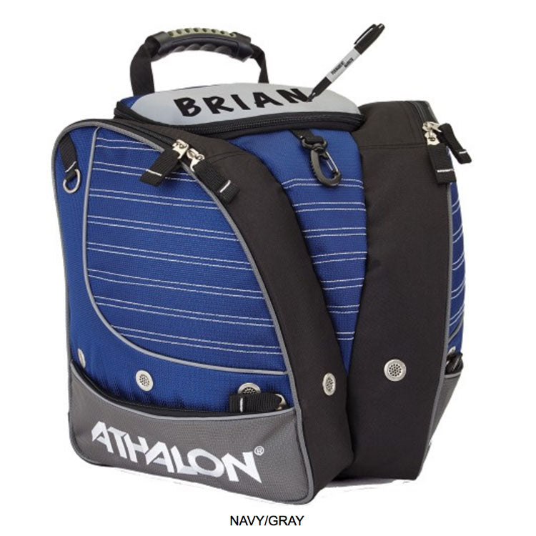 Athalon Junior Tri Boot Bag Navy