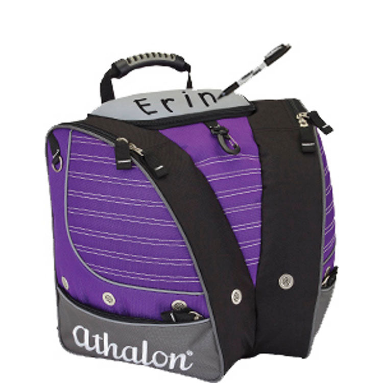 Athalon Junior Tri Boot Bag Purple