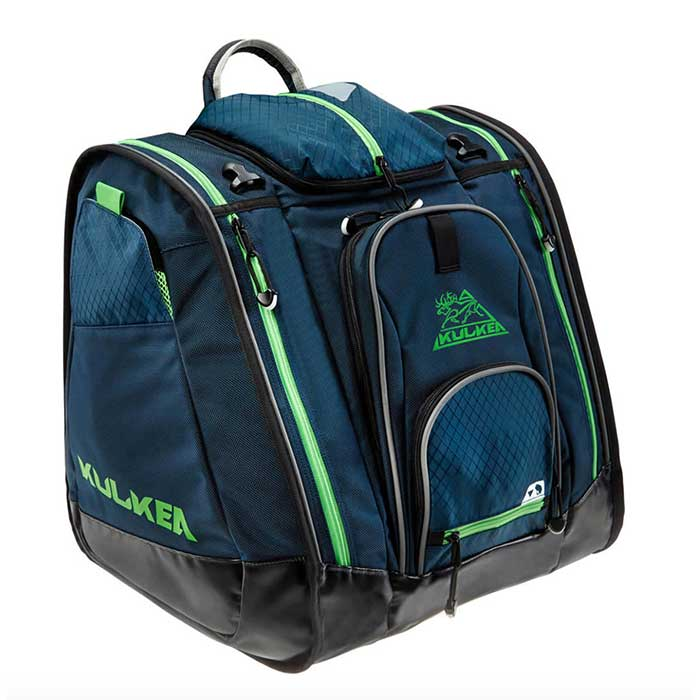Kulkea Boot Trekker Backpack Navy/ Green