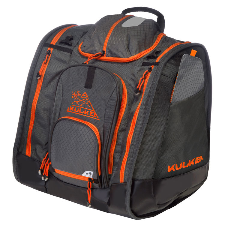 Kulkea Trekker Boot Bag Grey/Orange