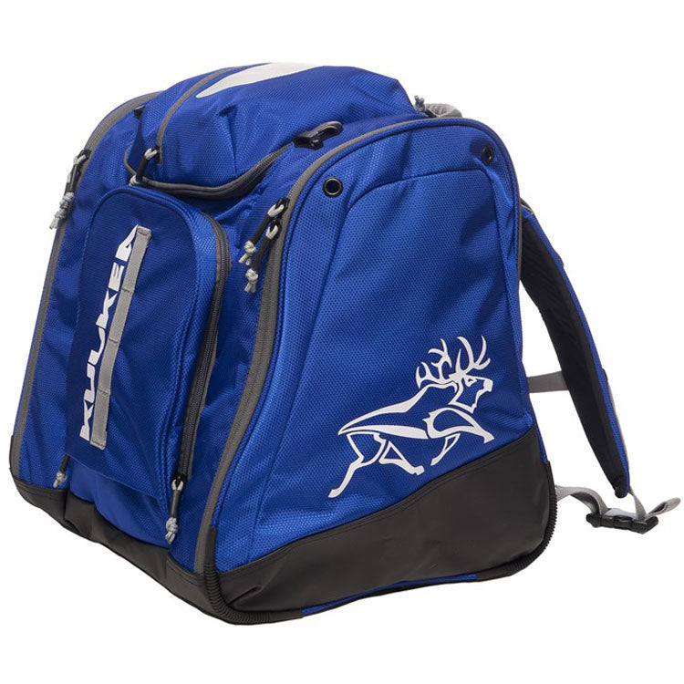 Kulkea Powder Trekker Boot bag blue