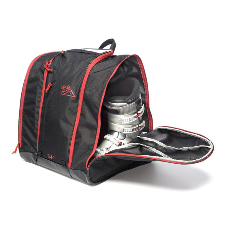 Kulkea Speed Pack Boot Bag Black/Red