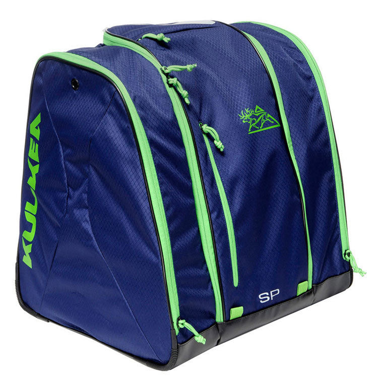 Kulkea Boot Bag Blue Green