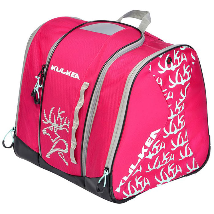 Kulkea Speed Star Fuchsia Junior Boot Bag