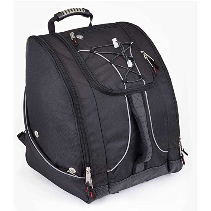Athalon Deluxe Everything Boot Bag Black