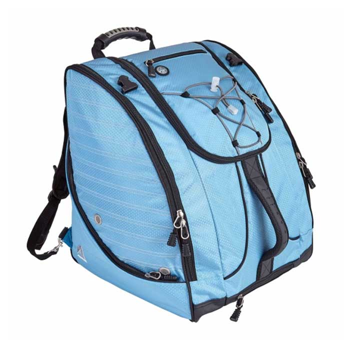 Athalon Deluxe Everything Boot Bag Sky Blue