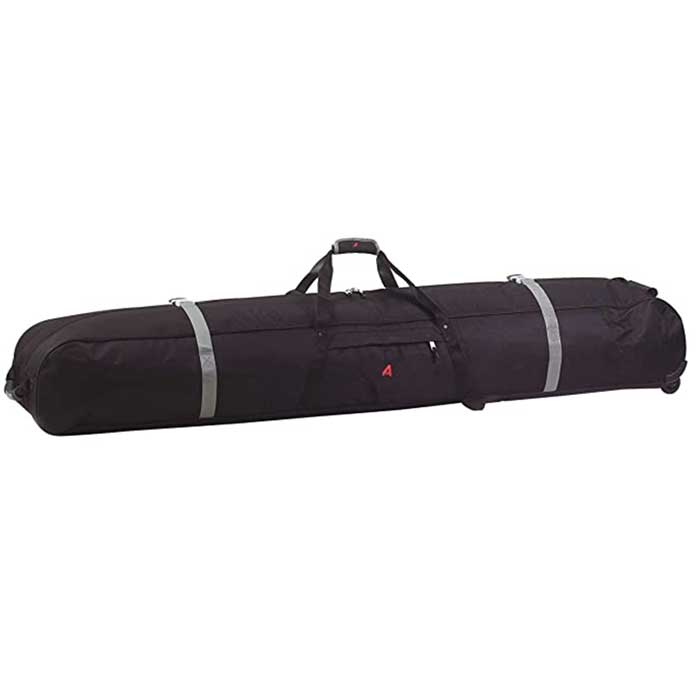 Athalon Deluxe Multi Use Wheelie Bag Black