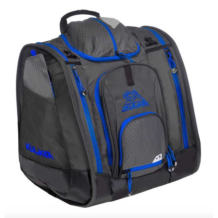Kulkea Boot Trekker Backpack Grey/Blue