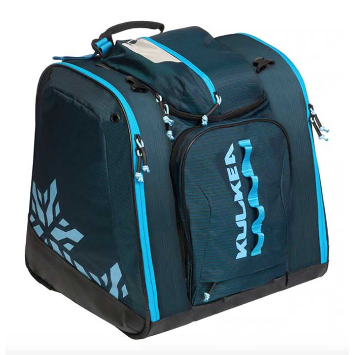 Kulkea Powder Trekker Backpack Blue Run