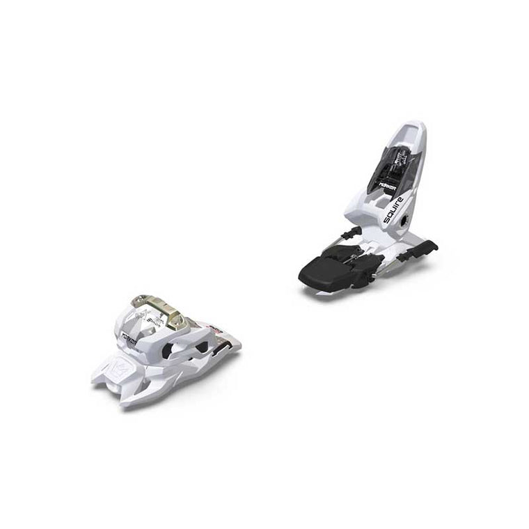 Gray Marker Squire 11 Ski Bindings 2022