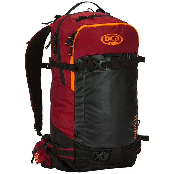 BCA Backback for alpine touring Crimson