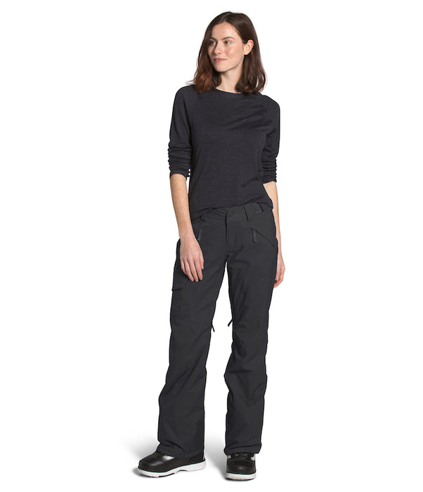 The North Face Women's Freedom Insulated Ski Pants Black at Proctor Ski in Nashua, NH 2