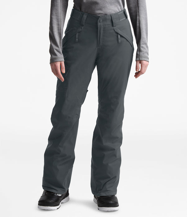 The North Face Women's Freedom Insulated Ski Pants Asphalt at Proctor Ski in Nashua, NH