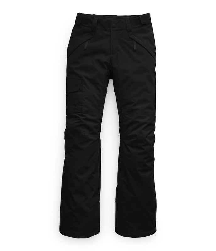 The North Face Women's Freedom Insulated Ski Pants Black at Proctor Ski in Nashua, NH 1