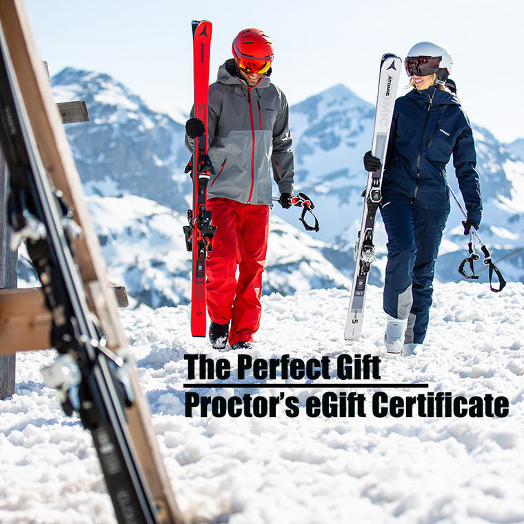 Proctor's Online Only Store Gift Card